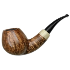 Sergey Ailarov Smooth Bent Brandy with Horn