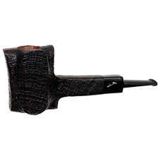 Savinelli Autograph Autograph Freestyle Sandblasted Freehand (6mm)