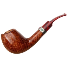 Savinelli Autograph Christmas Pipe 2017 Bent Egg (25/28) (6mm)