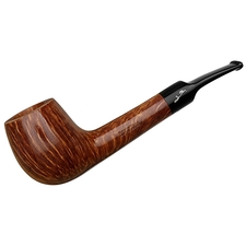 Savinelli Autograph Autograph Smooth Bent Billiard (6) (6mm)