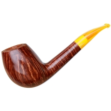 Savinelli Autograph Artisan Smooth Bent Egg (6mm)