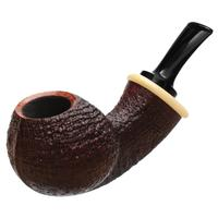Dirk Heinemann Sandblasted Fish with Ox Horn