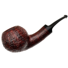Grechukhin Design Sandblasted Bent Apple