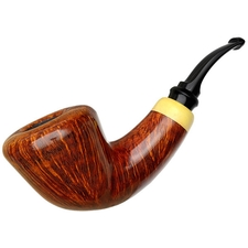 S. Bang Smooth Bent Dublin with Boxwood (UN) (1833)