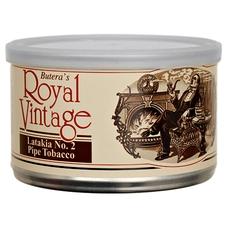 Butera Royal Vintage: Latakia #2 50g