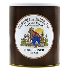 Cornell & Diehl Bow-Legged Bear 8oz
