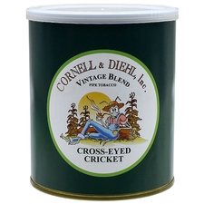 Cornell & Diehl Cross-Eyed Cricket 8oz