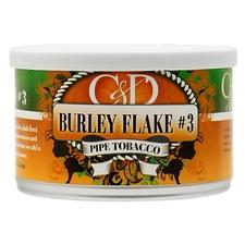 Cornell & Diehl Burley Flake #3 2oz