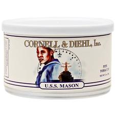Cornell & Diehl U.S.S. Mason 2oz