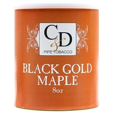 Cornell & Diehl Black Gold Maple 8oz