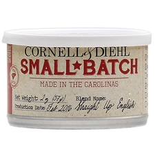 Cornell & Diehl Straight Up English 2oz