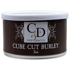 Cornell & Diehl Cube Cut Burley 2oz