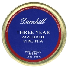 Dunhill Three Year Matured 50g