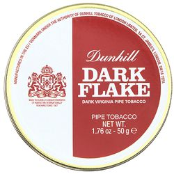Dunhill Dark Flake 50g