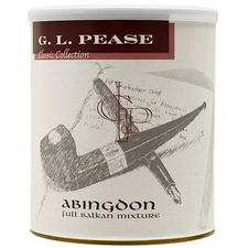 G. L. Pease Abingdon 8oz