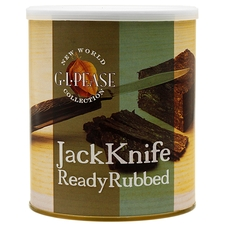 G. L. Pease Jackknife Ready Rubbed 8oz