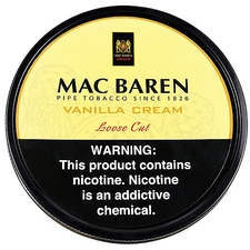 Mac Baren Vanilla Cream 100g