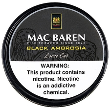 Mac Baren Black Ambrosia 3.5oz