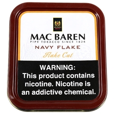 Mac Baren Navy Flake 3.5oz