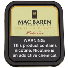 Mac Baren Vanilla Cream Flake 1.75oz