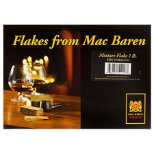 Mac Baren Mixture Flake 16oz