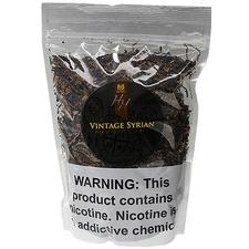 Mac Baren HH Vintage Syrian 16oz with Black Ceramic Limited Edition Tobacco Jar