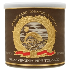 McClelland Matured Virginia: No. 22 100g