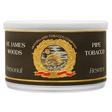 McClelland Personal Reserve: St James Woods 50g
