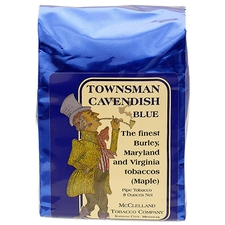 McClelland Townsman Cavendish: Blue (Maple) 8oz