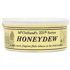 McClelland 221-B Series: Honeydew 50g