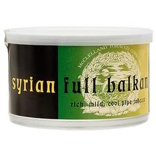 McClelland Syrian Latakia: Full Balkan 50g
