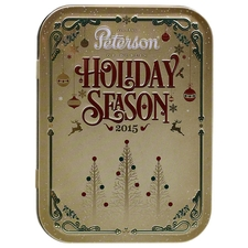 Peterson Holiday Season 2015 100g