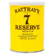 Rattray's No. 7 Reserve 100g