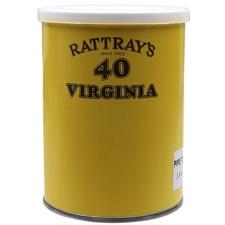 Rattray's 40 Virginia 100g