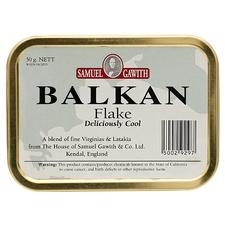 Samuel Gawith Balkan Flake 50g