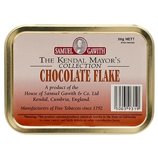 Samuel Gawith Mayor's Chocolate Flake 50g