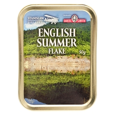 Samuel Gawith English Summer Flake 50g