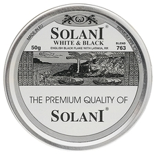 Solani White and Black - 763 50g