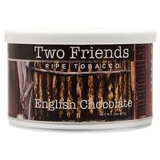 Two Friends English Chocolate 2oz