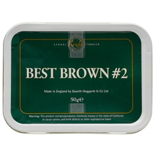 Gawith Hoggarth & Co. Best Brown #2 50g