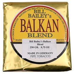 Dan Tobacco Bill Bailey's Balkan Blend 8oz