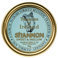 Dan Tobacco Treasures of Ireland: Shannon 50g