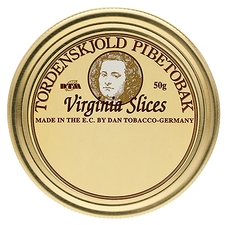 Dan Tobacco Tordenskjold Virginia Slices 50g