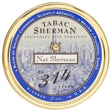 Nat Sherman Tabac Sherman Blend # 314 2oz