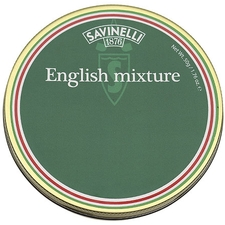 Savinelli English Mixture 50g