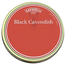 Savinelli Black Cavendish 50g
