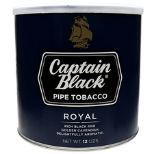Captain Black Royal 12oz