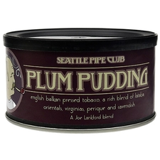 Seattle Pipe Club Plum Pudding 2oz