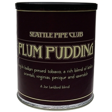 Seattle Pipe Club Plum Pudding 8oz