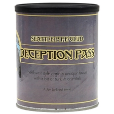 Seattle Pipe Club Deception Pass 8oz